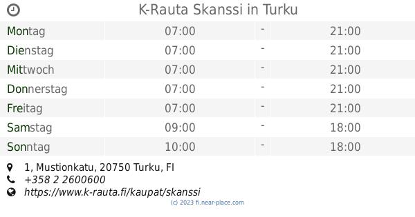 Työkalutukku Turku